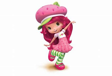 Image result for strawberry shortcake characters