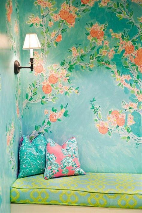 Frische Wanddekoration Mit Pflanzenblumentopf Fuer Wanddekoration by W 228 Nde Streichen Wohnideen F 252 R Erstaunliche Wanddekoration