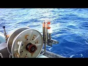 Deep drop bottom fishing with Strongly Electric reel - YouTube