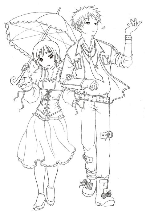 couple coloring pages    print