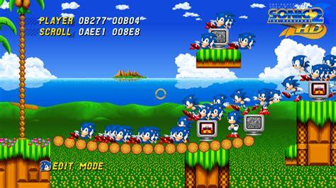 sonic fan games online imágenes de sonic 2 hd