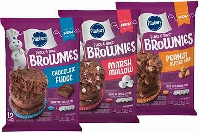 Pillsbury Mills General Brownies Biscuits Bake Place
