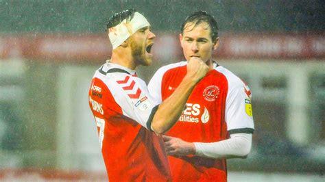 We've met before: Peterborough United - News - Fleetwood Town