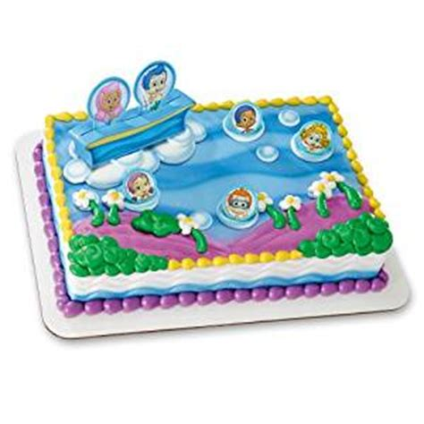 Guppies Cake Decorations Canada by Guppies Gil Molly And Cake Topper Cake