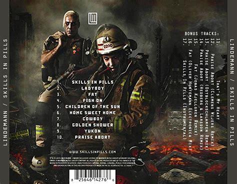 Lindemann skills in pills (2015) альбом [mp3] скачать торрентом.