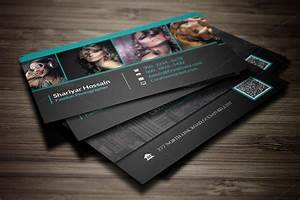 Cheap business cards 25 free psd ai vector eps format for Photographer business cards templates free