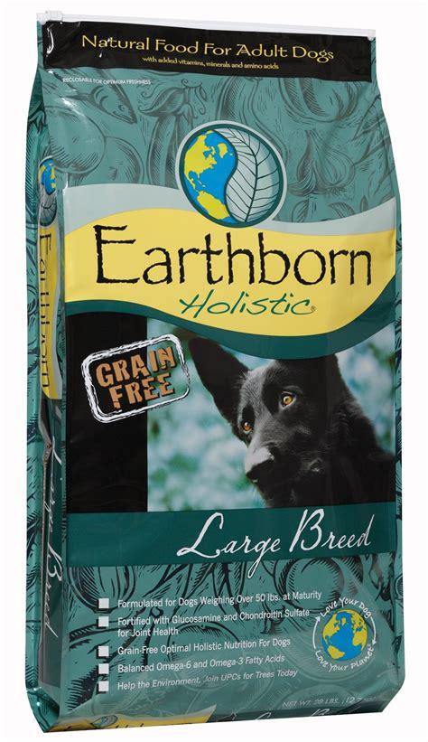 earthborn dog food reviews  ingredients  recalls