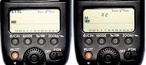 Difference Between Ttl And Manual Flash
