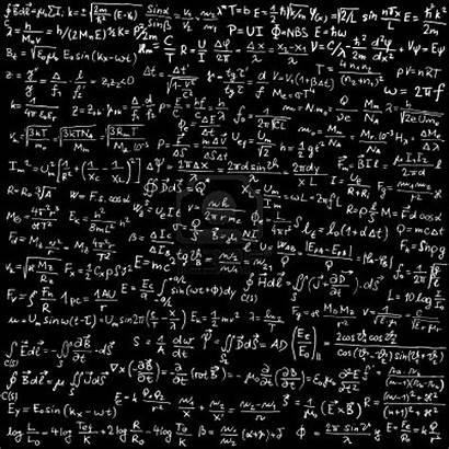 Vector Physics Blackboard Formulas Theoretical Mathematics Physical