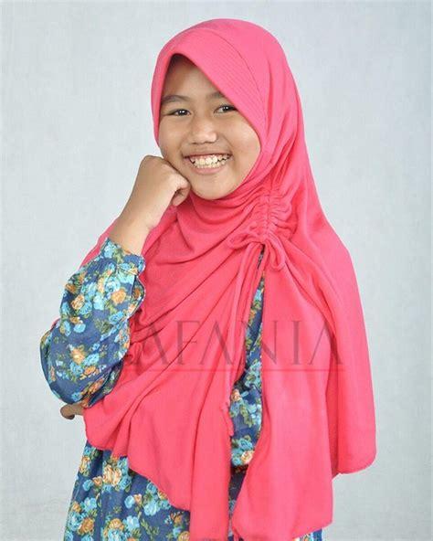 jual jilbab anak syari    size  model sabila