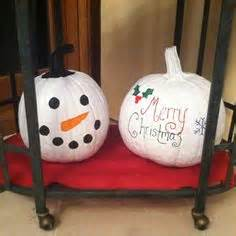 1000 images about Christmas pumpkins on Pinterest