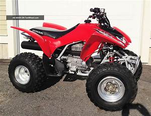 2008 Honda Trx250tm Fourtrax