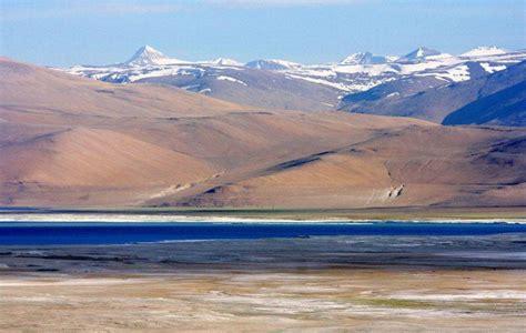 Tsokar Lake - Tso Kar Lake Ladakh | Kashmir Hills