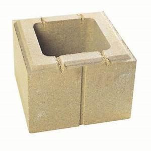 Pilier Beton 40x40 Bricomarche