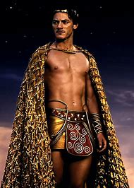 Luke Evans Immortals Zeus