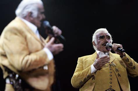vicente fernandez corrido mexican singer