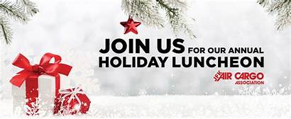 Luncheon Holiday Annual November Jfk