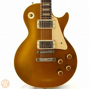 Gibson Les Paul 1957 Goldtop Price Guide