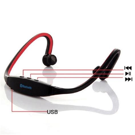 iphone 6 headphones wireless bluetooth sport stereo headset headphone for