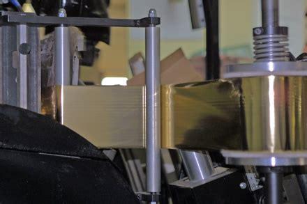 mat駻iel bureau packaging imprimerie étuis marquage transfert chaud dorure gaufrage or argent