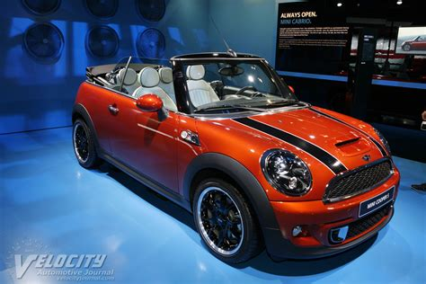 Mini Cooper Convertible Picture by 2012 Mini Cooper Convertible