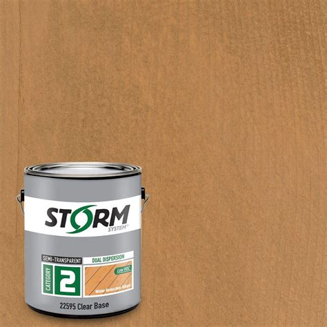Cwf Deck Stain Home Depot by Flood Cwf Uv 1 Gal Cedar Wood Finish Fld 420 01 The