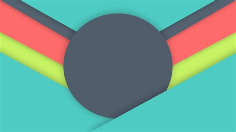 25 material design inspired wallpapers