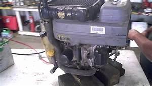 Lot 2172a John Deere Lx188 Engine Compression Test