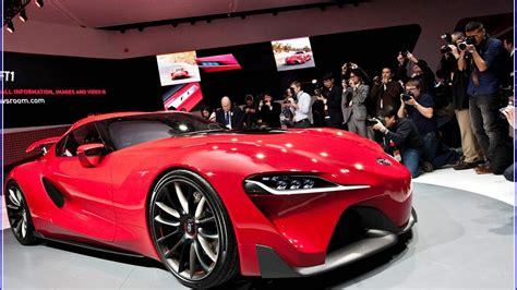 2018 Toyota Supra Ft 1 Concept