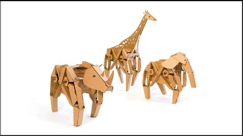 kinetic animals what are kinetic creatures on vimeo