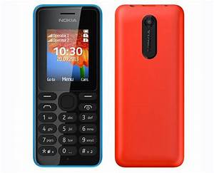 Nokia 108 User Manual Guide