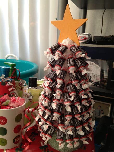 tootsie roll christmas tree products  love pinterest