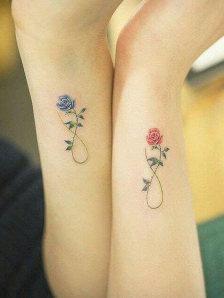meaningful sister tattoo ideas    trend spotter