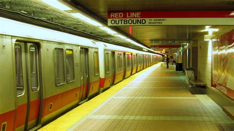 MBTA Red Line/Orange Line Infrastructure - City Point Partners