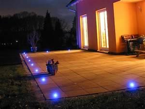 Led einbauleuchten terrasse traumgarten for Terrasse einbauleuchten