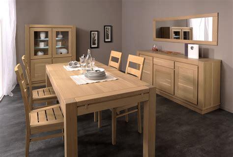 table cuisine chene table en chene clair solutions pour la décoration intérieure de votre maison