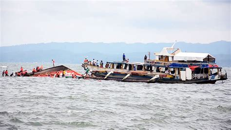 Ferry Boat Philippines by Canadian Among Passengers Rescued From Capsized Philippine