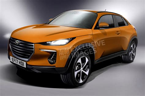 Daihatsu Suv by Hyundai Targets The Nissan Juke With New Baby Suv Auto