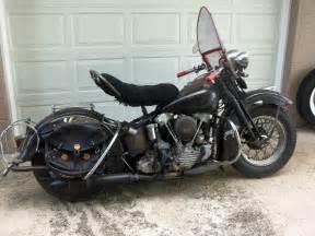 1946 Harley Davidson FL