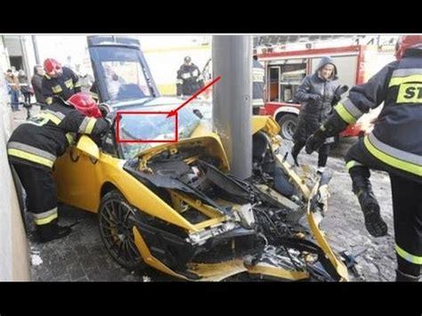 Lamborghini Super Car Fail Compilation 2017 Crash Funny