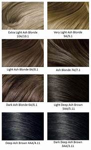 Light Ash Brown Hair Color Chart Best Hair Color For