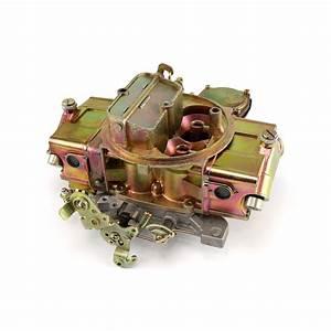 600 Cfm Full Zinc 4 Barrel Carburetor  Manual Choke