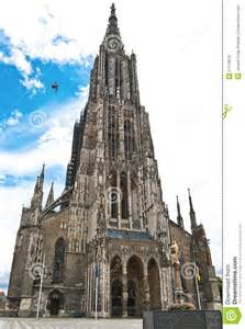 grafik design ulm ulm cathedral stock photo image 27118870