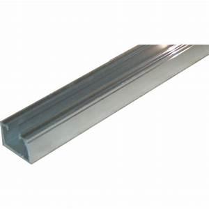 rail pour porte coulissante escamotable rona With glissieres pour portes coulissantes