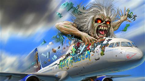 Iron Maiden Wallpaper Hd