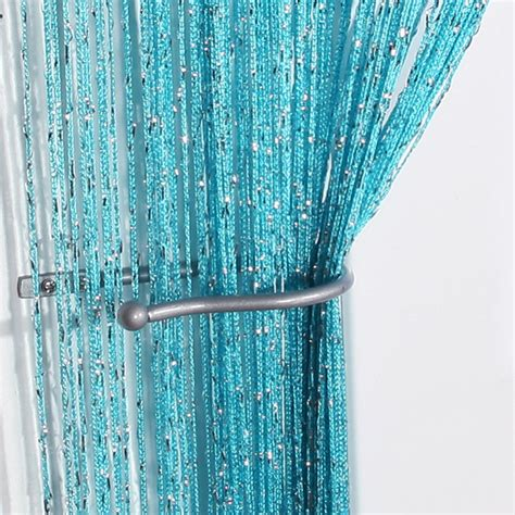 String Curtains by Curtains Interesting Space Room Divider Ideas With String