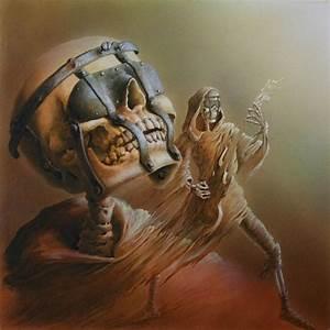 Vic rattlehead | Megadeth | Pinterest
