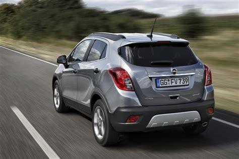Nuova Opel Mokka Interni - opel mokka prova scheda tecnica opinioni e dimensioni 1