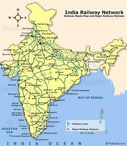 Download Indian Railway Maps 2020 Printable Calendar