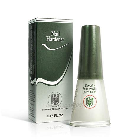 QUIMICA ALEMANA Nail Hardener 0.47 FL oz | eBay